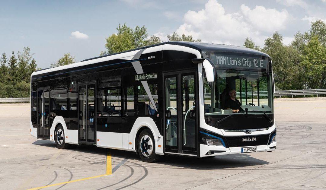 La planta de MAN en Starachowice se prepara para la producción de autobuses eléctricos